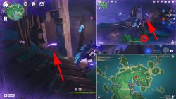 all key to some places locations genshin impact where to find