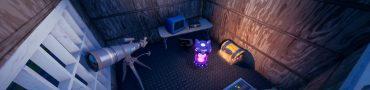 fortnite alien artifact week 6 locations