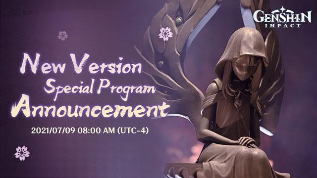 genshin impact version 2 0 reveal stream happening this friday