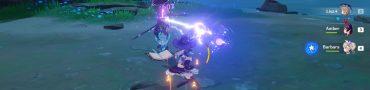 hidden boss with luxurious chest near violet court domain genshin impact 2 0