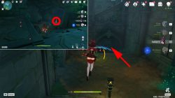 inazuma underwater teleport waypoint genshin impact location unlock