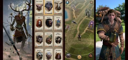 the witcher monster slayer ar mobile game now out