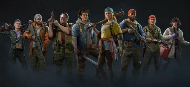 Back 4 Blood Characters - Doc, Hoffman, Walker, Mom, Holly, Evangelo, Karlee, Jim