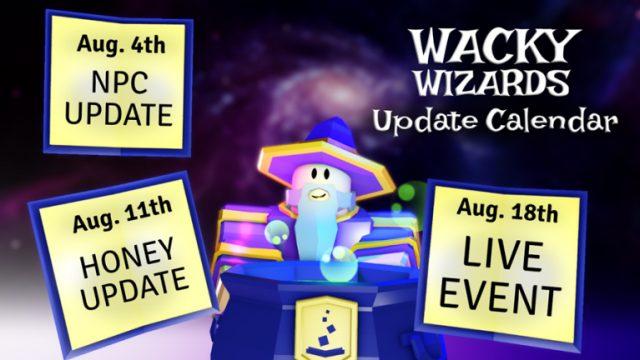 How To Get NPC In Wacky Wizards