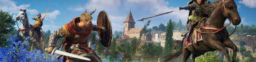 How To Start Siege Of Paris DLC - AC Valhalla