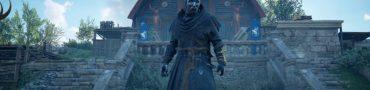 Reaper Armor Set - AC Valhalla Siege of Paris DLC