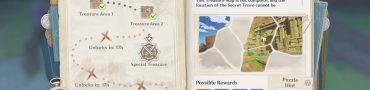 Special Treasure Clue - Lost Riches Event Genshin Impact