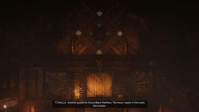 black panther puzzle caves of bashenga war for wakanda marvels avengers