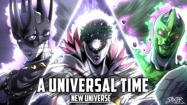 how to get a stand in a universal time aut roblox