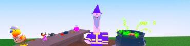 how to get honey in wacky wizards