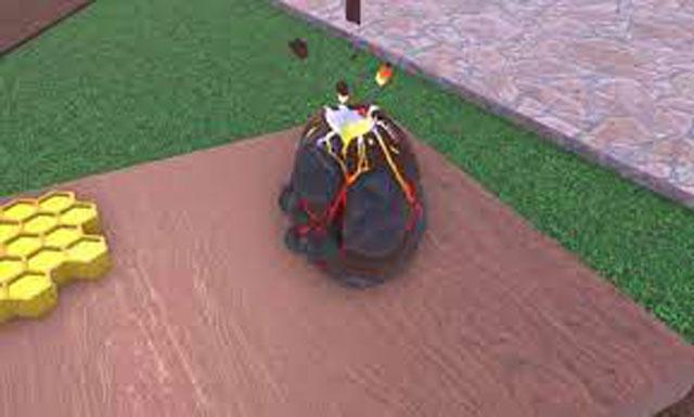 how to get volcano egg in wacky wizards eggcano