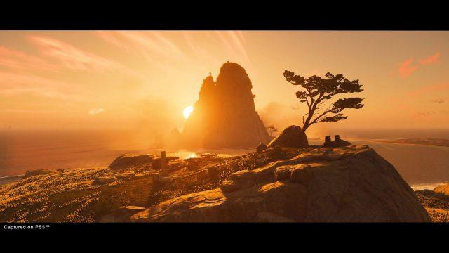 how to start ghost of tsushima iki island directors cut