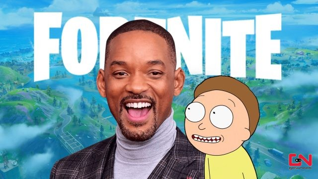 morty & will smith fortnite skins leaked