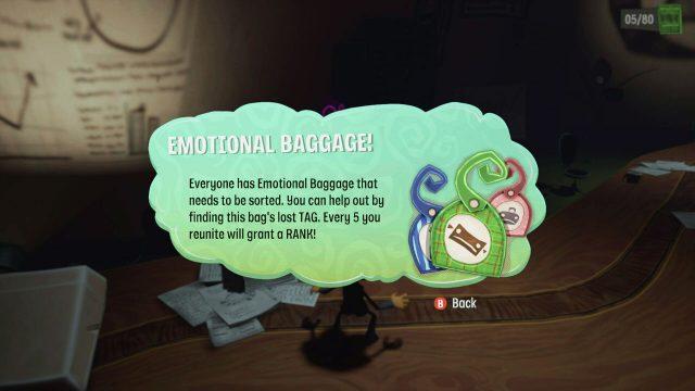 psychonauts 2 emotional baggage