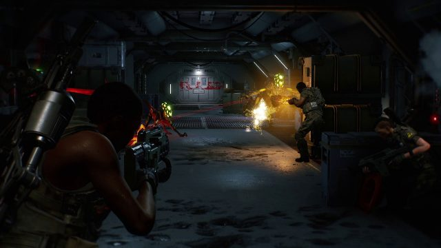 secret recon class aliens fireteam elite