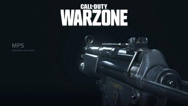submachine gun charlie gets nerf for cod warzone
