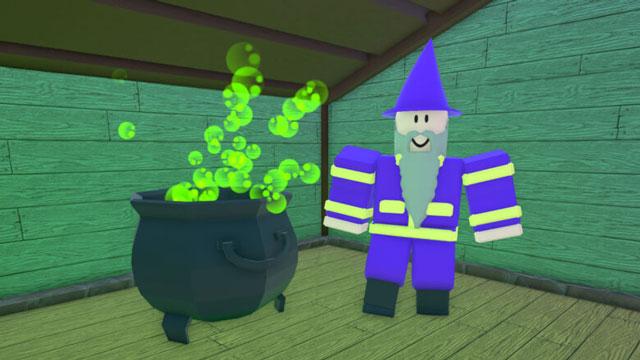 wacky wizards potion 145