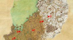 where to find eso wrothgar striking locales