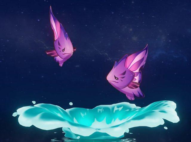 Angelfish Location - Genshin Impact