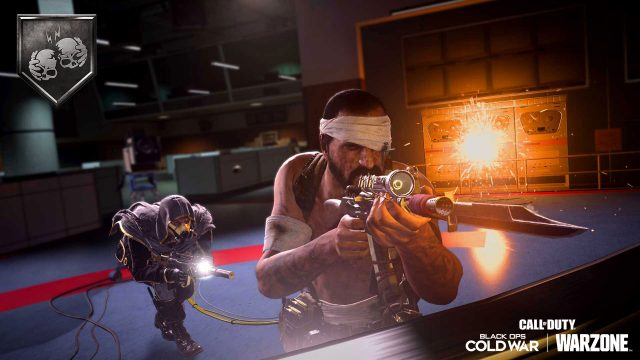 COD Warzone Duos Removed, Replaced With Iron Trials 84 Mode
