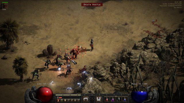 Claw Viper Temple Location Diablo 2 Resurrected
