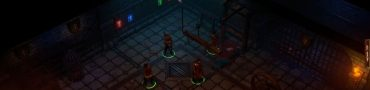 Color Gem Puzzle - Shield Maze Pathfinder Wrath of the Righteous