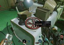 Crank-Wheel Safe Location in the Complex - Best Starting Purple Weapon Deathloop