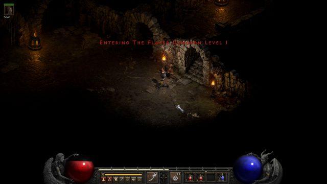 Flayer Dungeon Location - Diablo 2 Resurrected