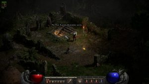 Flayer Dungeon Location d2 resurrected