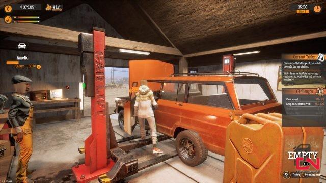 Gas Station Simulator Workshop
