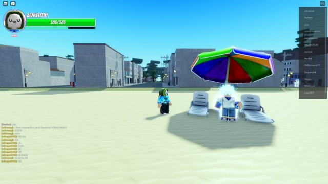 How to Get Killua in AUT - A Universal Time Roblox