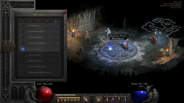 How to Get to Glacial Trail Diablo 2 Resurrected