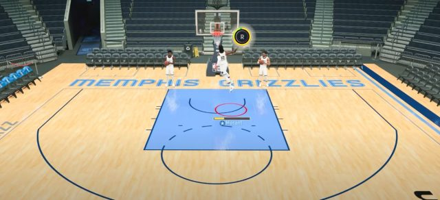 How to Use Dunk Meter in NBA 2K22