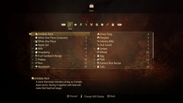 How to Use Items Tales of Arise