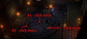 How to solve the Drezen Sword of Valor Puzzle