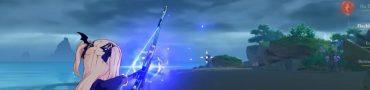 Investigate The Ancient Ruins - Genshin Impact Electro Puzzle