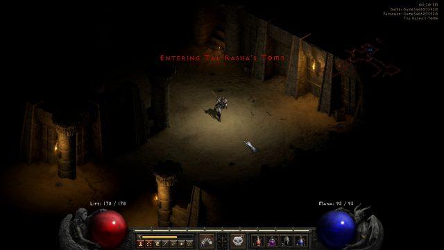 Tal Rasha's Tomb Location - Diablo 2 Resurrected
