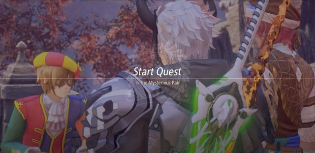 Tales of Arise - The Mysterious Pair