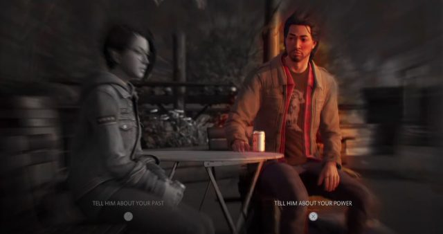 Tell Gabe About Your Past or Your Powers - Life is Strange True Colors Choices