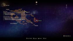 Verbena Kyrd Garrison location