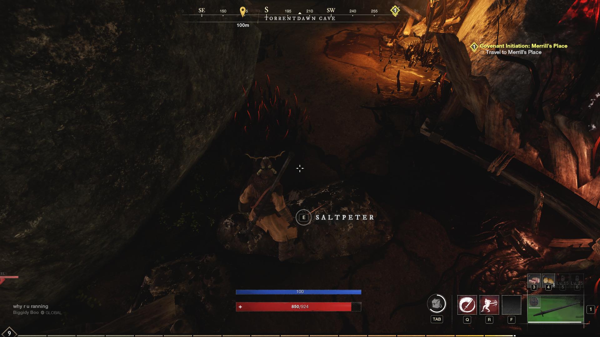 Where to Find Saltpeter - New World Gunpowder - GosuNoob.com