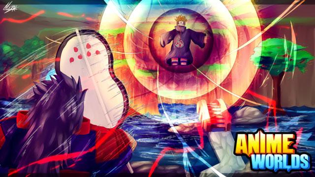 anime worlds simulator codes roblox september 2021