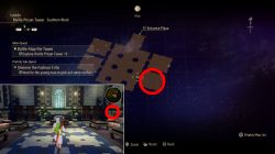 battle atop the tower tales of arise explore riville prison tower 1 f collection room key location