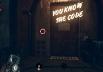 deathloop 0451 code you know the code