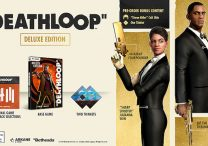 deathloop pre-order and deluxe items how to claim machete torm rider colt skin weapons