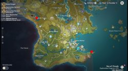 fishing locations genshin impact where to find