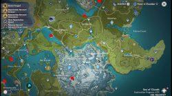genshin fishing locations