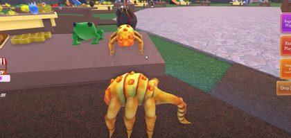 Get Alien Parasite & Cow Hat - Wacky Wizards Alien Update
