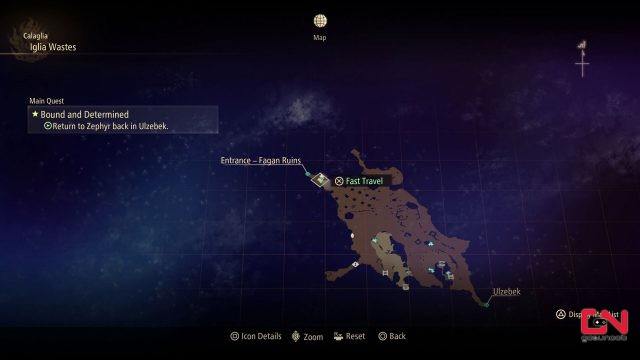 how to fast travel tales of arise