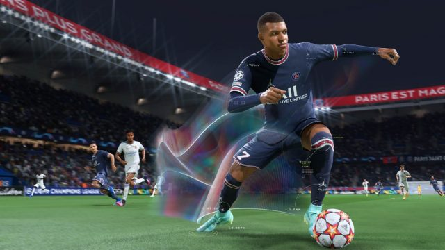 how to see record on fifa 22